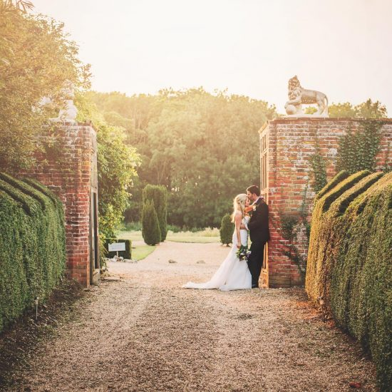 Weddings at Hales Hall & Barn