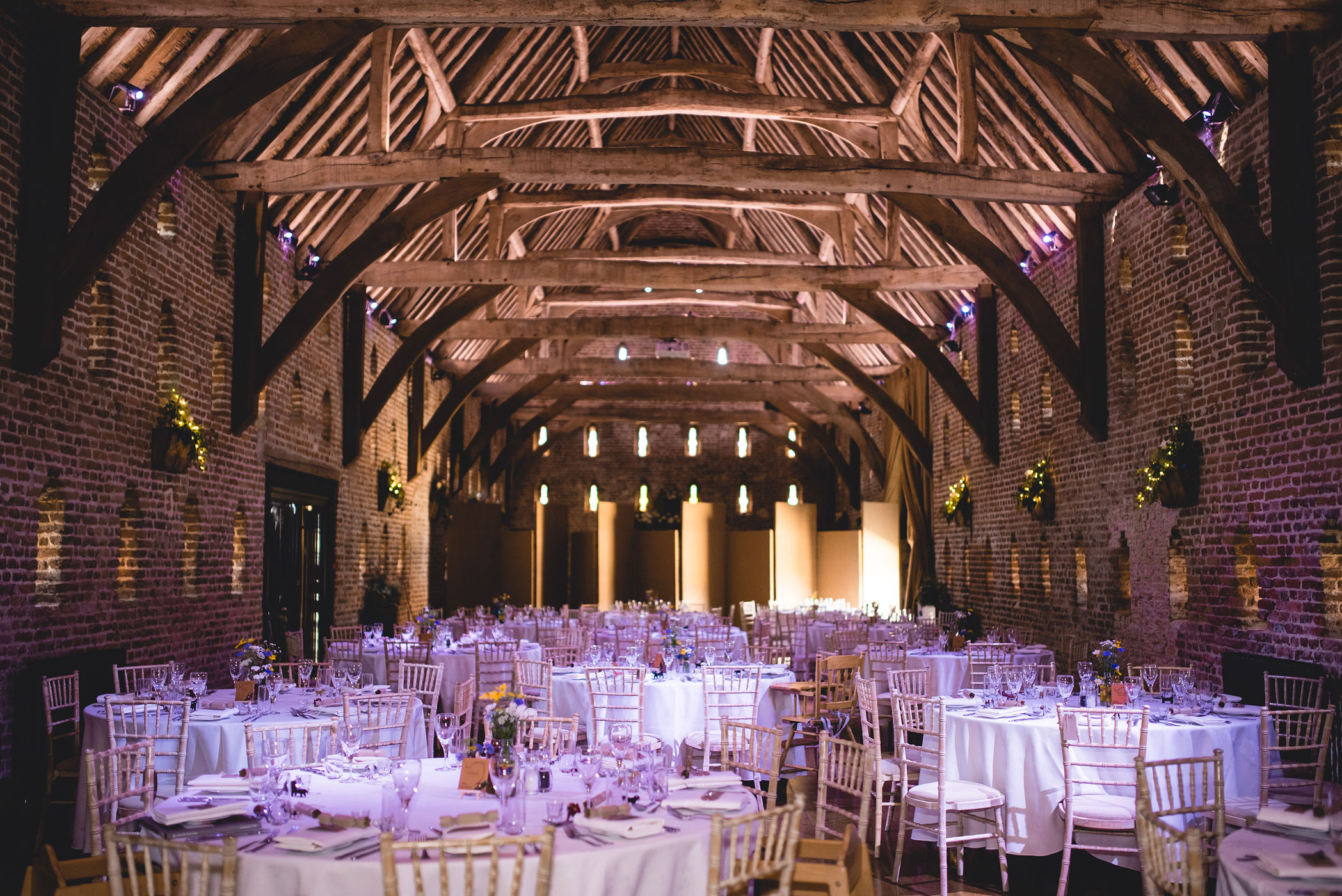 Hales Hall & Barn Norfolk