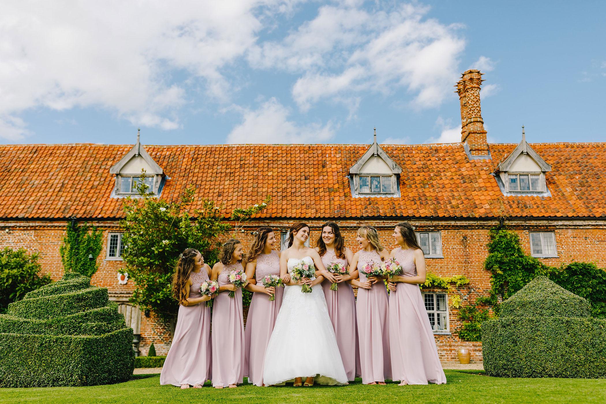 Hales Hall Great Barn Weddings