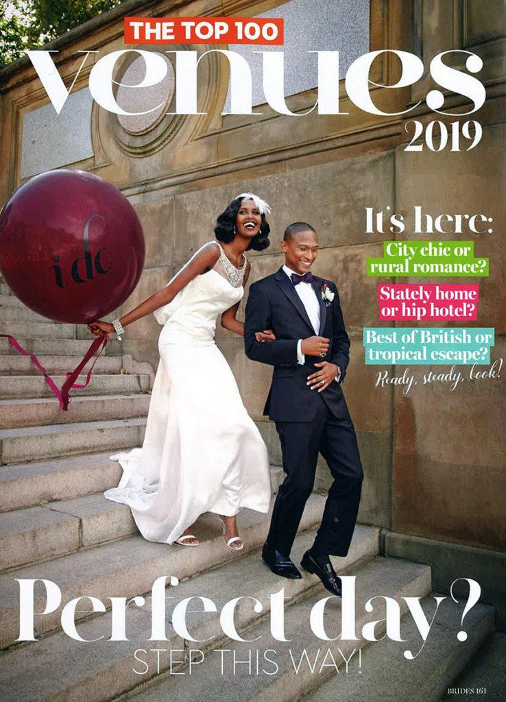 Hales Hall Brides Top 100 wedding venues