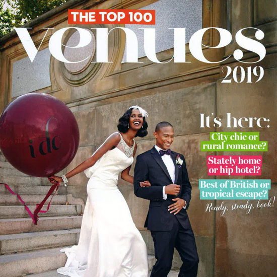 Hales Hall Brides Top 100 wedding venues