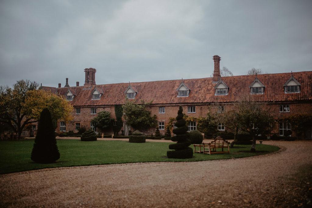 Hales Hall & Great Barn autumn 2019 weekend wedding offers