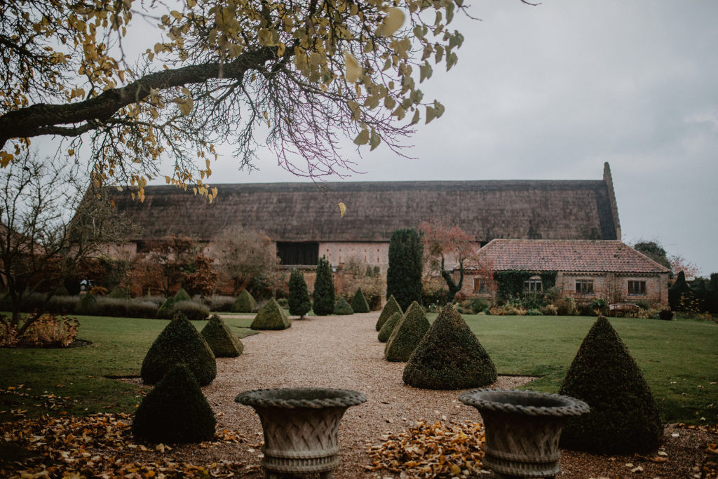 Hales Hall & Great Barn autumn 2019 weekend wedding offers
