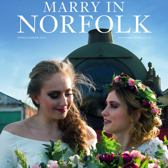 Marry in Norfolk Magazine