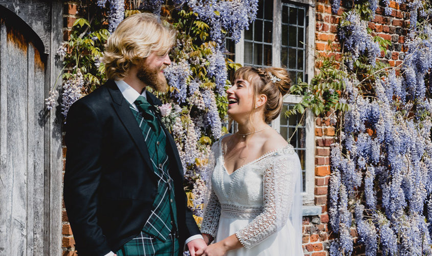 Hales Hall Wedding Video of the week