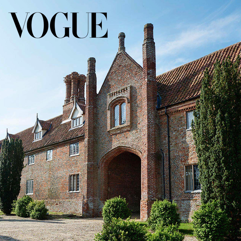 Vogue's Autumn Breaks Best Weekend Getaways Hales Hall