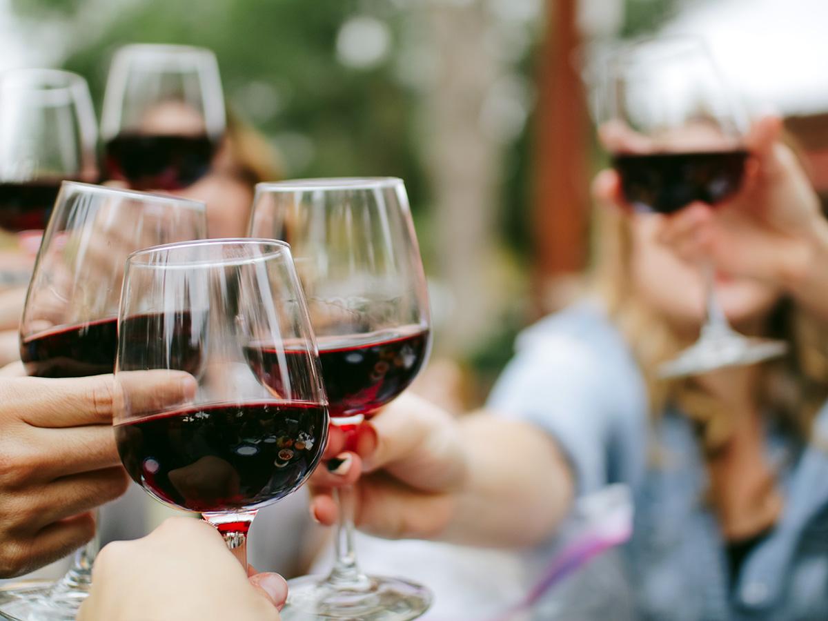 Wine Tastingat Hales Hall