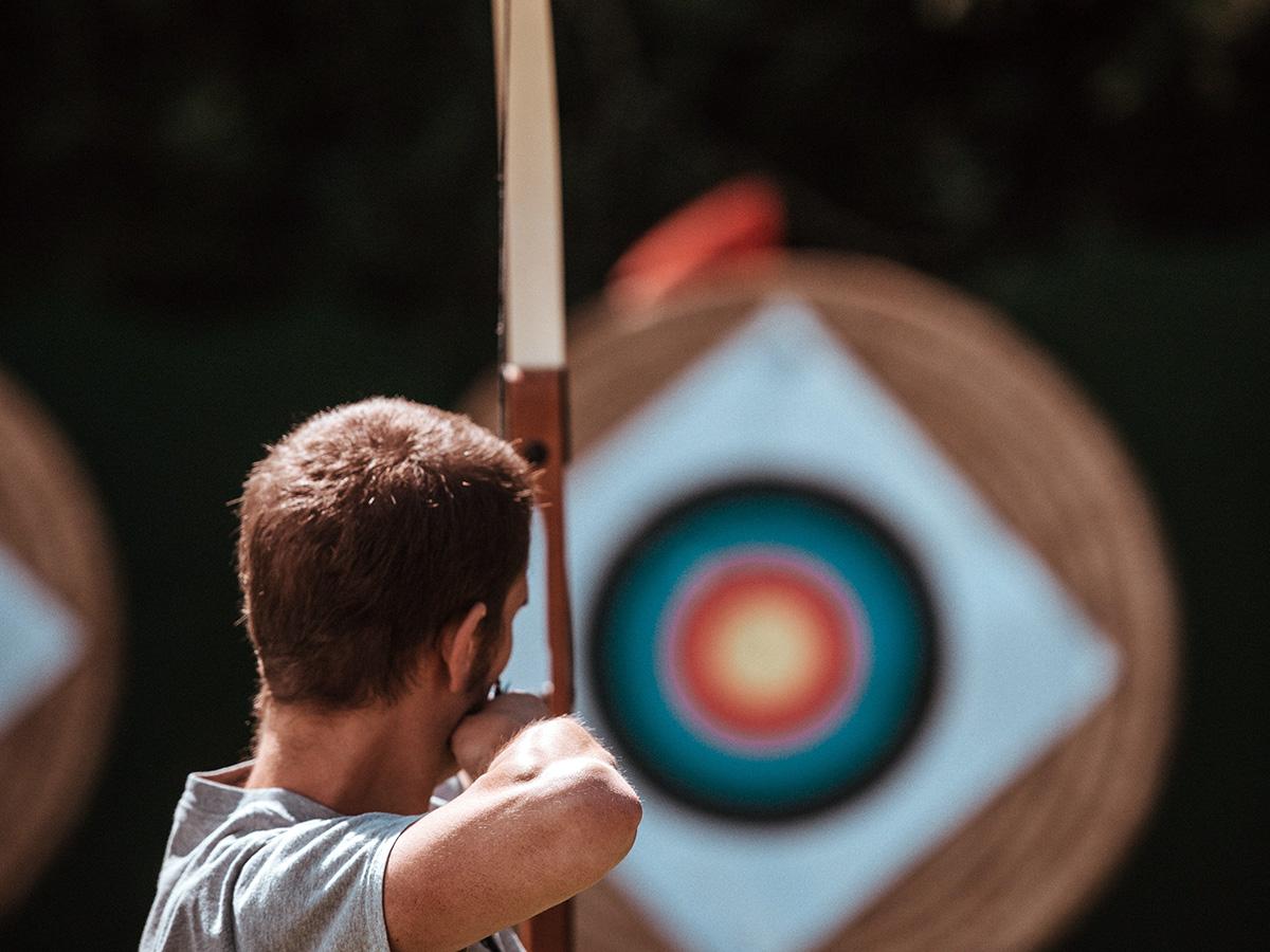 Archery at Hales Hall